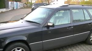 mercedes kombi diesel w124 250td 400 000km youtube