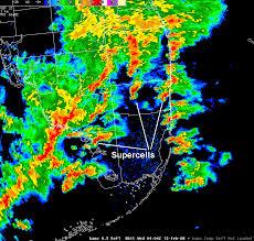 Florida Radar Weather Map by 2008feb12