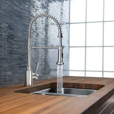 waterfall faucets powder room contemporary with bisazza tile