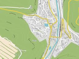 Aok Klinik Bad Liebenzell Bruehl Bushaltestelle Bad Liebenzell