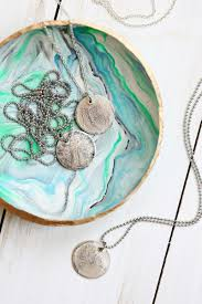 make silver necklace images Make real silver jewelry with metal clay a beautiful mess