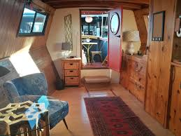 Airbnb Seattle Houseboat Turnip Houseboat Awesomesauce Vrbo