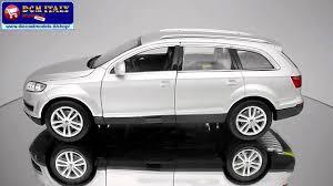 Audi Q7 Models - audi q7 welly 1 24 youtube