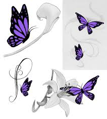 small butterfly drawing 40 latest butterfly tattoo designs samples