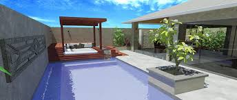 swimming pool area design cool small outdoor swimming pools water