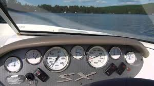 2005 glastron sx175 inboard bowrider youtube