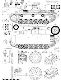 Free Blueprints Panzer Iii Blueprint Download Free Blueprint For 3d Modeling