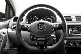 white volkswagen inside 2014 volkswagen polo facelift review autoevolution