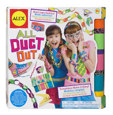 amazon com alex toys diy wear all duct out toys u0026 games