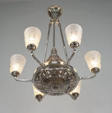 Antique Chandeliers Ebay by Ebay Paravas French Art Deco Chandelier By Degué French Art