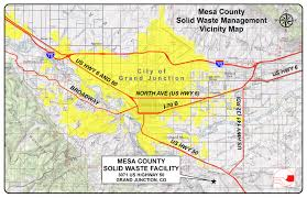 facility map solid waste management mesa county colorado