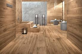 tiles faux wood tile floor bathroom 16 bathroom wood floor tile