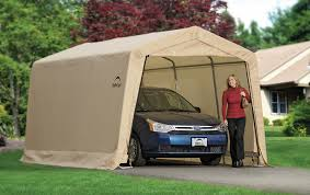 Tarp Canopy Kits by Garage In A Box Autoshelter Creative Shelters