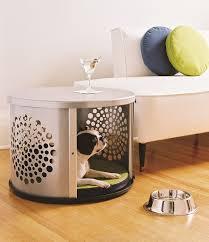 designer dog crate furniture home interior design