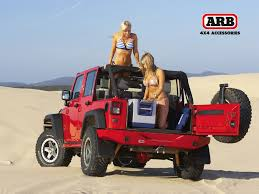 jeep wrangler girls arb 4x4 accessories wallpapers