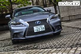 lexus japan email address 2014 lexus is350 u2013 first drive motoring middle east car news