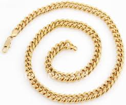 free gold necklace images 24 inches 73g 18k solid yellow gold plated necklace chain c7 solid jpg