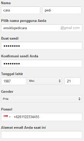 membuat email baru gmail 3 langkah cara membuat email baru di gmail atau google