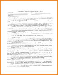 apartment agreement invoice template lease form best photos of