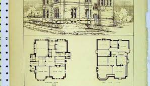 antique home plans victorian home floor plans luxamcc org