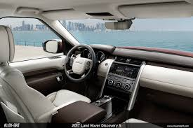 land rover series 3 interior 2017 discovery 5 photo galleries u2013 interior u2013 alloy grit