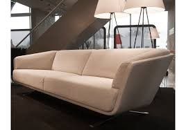 Montis Sofa Contemporary Sofa Fabric 2 Seater Beige Gino By Geert