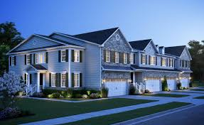Haverford Home Design Reviews by The Residences At Columbia Park New Homes In Morris Township Nj