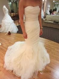 hillary duff wore a stunning custom vera wang mermaid gown for her