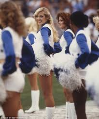 Dallas Cowboys Cheerleader Halloween Costume History Nfl Cheerleader Uniforms Hairstyles Daily