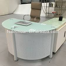 Curved Office Desk by Semi Circle Office Desk Semi Circle Office Desk Suppliers And