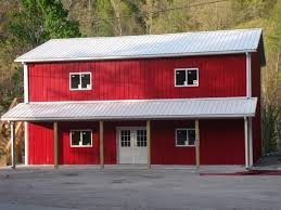 Metal Siding For Barns Pole Barn House Designs The Escape From Popular Modern House