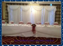 Wedding Backdrop And Stand Aliexpress Com Buy White Wedding Backdrops With Swag And Drape