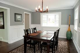 Pictures Of Wainscoting In Dining Rooms West Caldwell Renovation Traditional Dining Room New York
