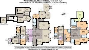 6 bedroom detached house for sale in haldon road torquay devon tq1