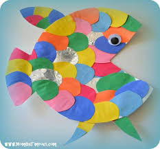 rainbow fish activity that goes with leader in me habit 6 and love