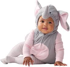 Elephant Halloween Costume Adults Nwt Carter U0027s Elephant 3 Pc Fleece Baby Halloween Costume Sz