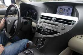 2009 lexus 350 rx car review lexus rx 350 adds idrive but easy to use com