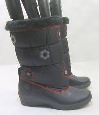 womens timberland boots size 12 timberland leather wedge mid calf boots for ebay
