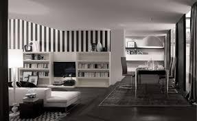 white home interior home