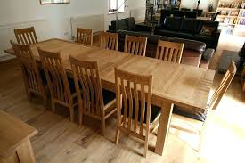 dining room table seats 12 dining room tables for 12 listcleanupt com