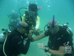 padi instructor course instructor development course idc idc