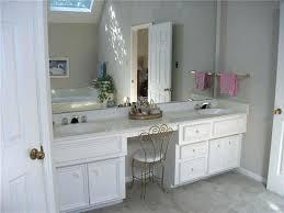 Built In Vanity Dressing Table Vanities Bathroom Vanity With Makeup Counter Bathroom Vanity