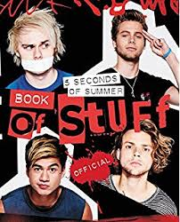 hey let u0027s make a band the official 5sos book 5 seconds of