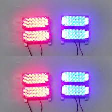strobe light light bulb car 6x22 132led strobe flash warning ems police light firemen
