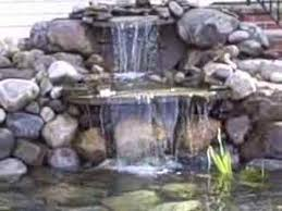 Pictures Of Backyard Waterfalls by Pond Hunter Water Garden Koi Pond How To Videos Waterfalls New Jersey