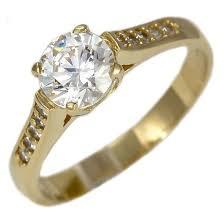 snubny prsten snubny prsten zlaty prsten cz