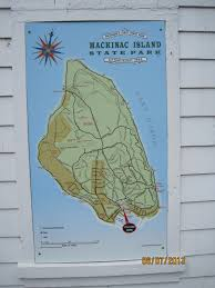 Map Of Mackinac Island What Can Brown Do For You U2026on Island Time U2013 Happy Ramblers