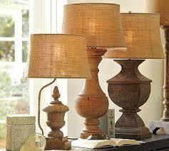 Barn Lamps Salvage Lamp Bases Pottery Barn