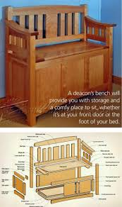 Free Deacon Storage Bench Plans by Best 25 Deacons Bench Ideas On Pinterest Church Pews Vintage