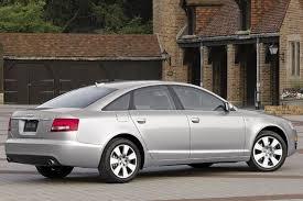 2001 audi a6 review 2006 audi a6 overview cars com